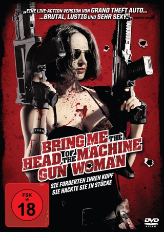 Machine Gun Woman Cover
