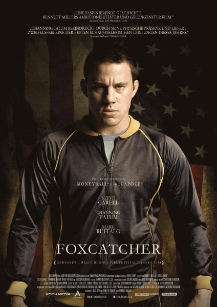Foxcatcher Kinoplakat