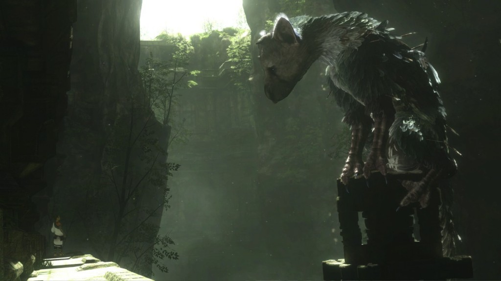 The Last Guardian Trico 2