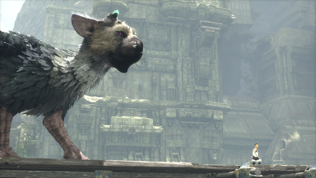 The Last Guardian Trico 3