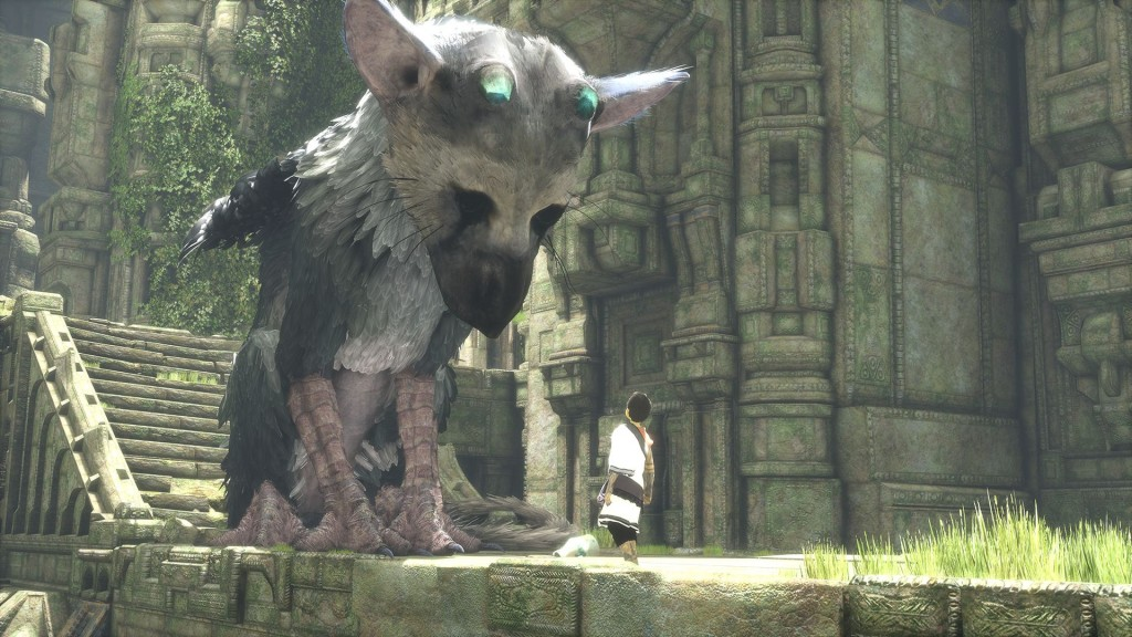 The Last Guardian Trico 1