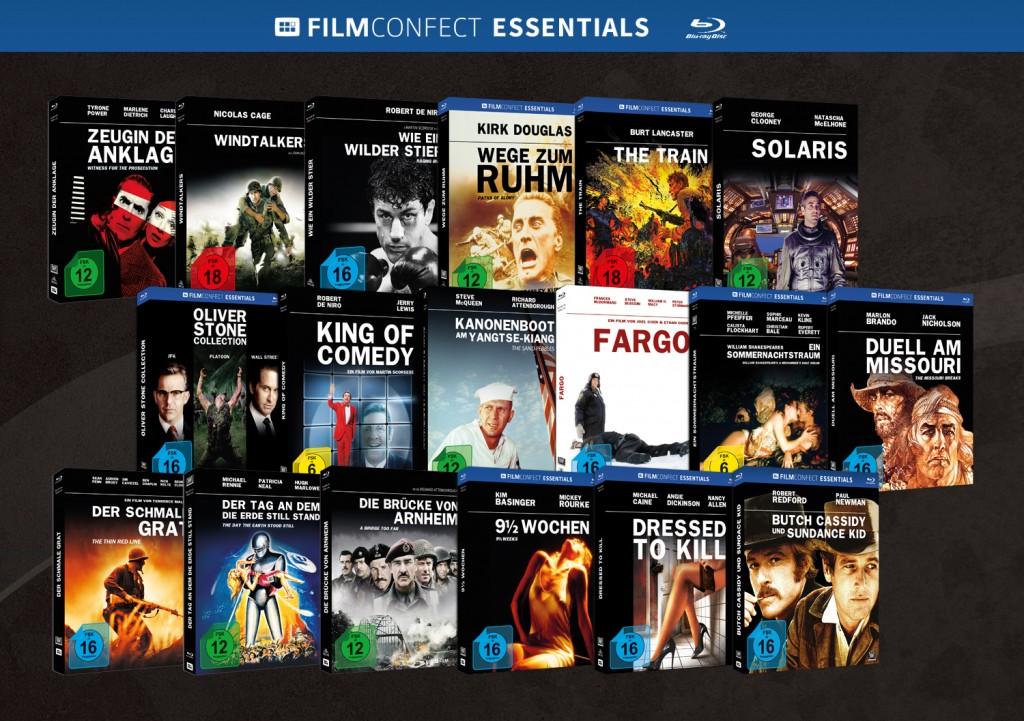 FilmConfect Essential_Collage